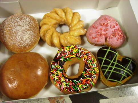 colorful-doughnut-variety